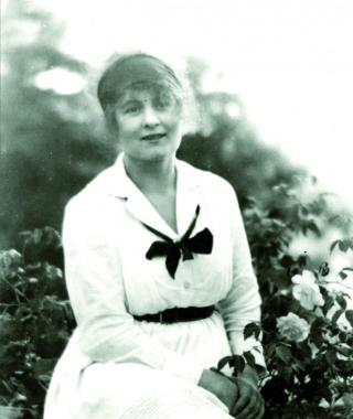 Portrait de Suzanne Lalique-Haviland