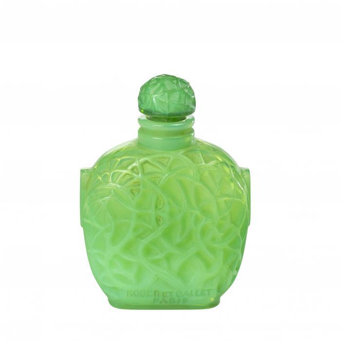 Flacon Le Jade dos